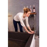 Wasserbett Box Design